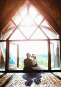 新郎が結婚式でレンタルするタキシード
