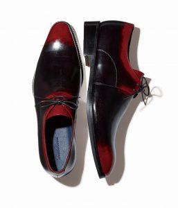 結婚式で新郎が履く茶色の靴