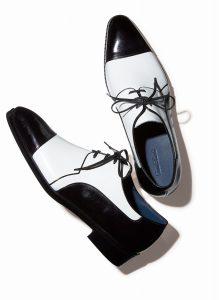 結婚式で新郎が履く靴