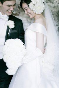 結婚式で新郎が着るレンタルタキシード
