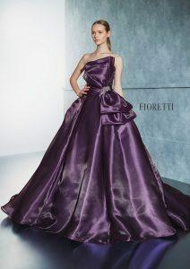 ヴァイオレットドレス